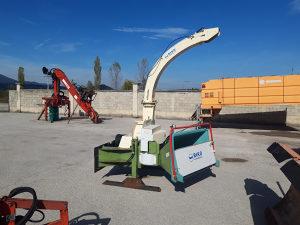 Drobilica za drvo RIKO