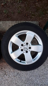 Felge 16 za Mercedes sa novim zimskim gumama