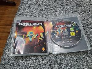 Minecraft PS3 igra , igraca orginal CD