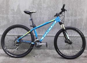 "Biciklo Focus Whistler 27.5"""