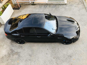 BMW 535 M optic