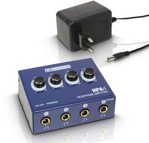 LDS HPA-4 Pojačalo za slušalice 4-Ch