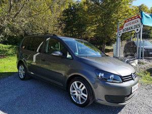 VW TOURAN 1.6 TDI 77KW*135000km*AUTO KAO NOV