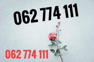 Ultra broj 062 774 111