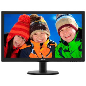 "Monitor Philips 24"" LED 243V5LSB/00,AKCIJA!!!"