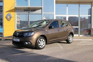 Dacia Sandero Essential 1.0 SCe 75 KS