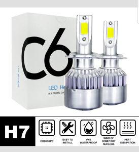 Led sijalica H7 C6