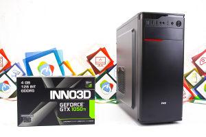 Gaming PC Hunter; i5-2400; GTX 1050Ti; 320GB HDD; 8GB