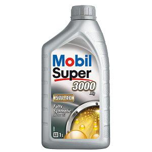 Ulje MOBIL SUPER 3000 X1 5W-40 1L- AUTODOM