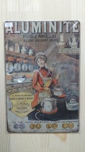 METALNA RETRO TABLICA ( 185 )