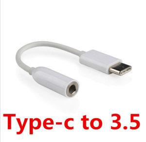 USB-C USB C 3.1 na 3.5 slusalice adapter konverter