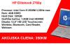 HP Elitebook 2760p Core i5 2nd gen. Touch