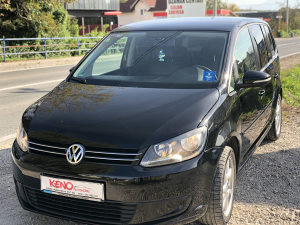 VW Touran 1.6 TDI ; 2013 godiste, DSG
