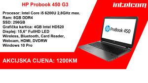 HP Probook 450 G3 Core i5 6th gen.