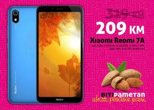 Xiaomi Redmi 7A |2GB+16GB|12+5 mpx|4000 mAh|Dual sim