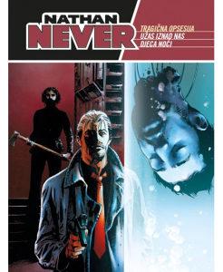 Nathan Never 13 / LIBELLUS