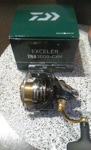 Daiwa Exceler LT 3000