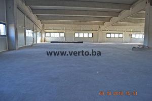 Posl.prostor 720 m2,uz magistralni put Tuzla–Lukavac