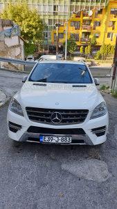 Mercedes-Benz ML 350 CDI BLUETEC 4-matic