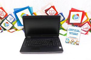 Laptop Dell Latitude E6540; i5-4210M; 240GB SSD
