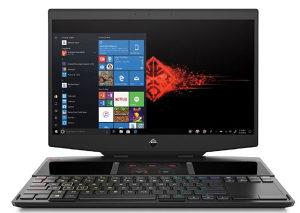 HP OMEN X Dual Screen