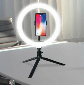 Led Ring Studio Light SMD 5500K