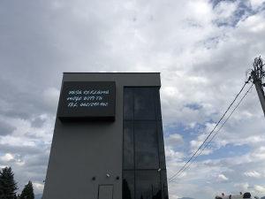 Iznajmlivanje led reklamnog displaya