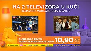 TOTAL TV- MONTAŽA i SERVIS -- Bijeljina