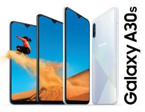 Samsung Galaxy A30s (2019) 4/64GB Dual SIM