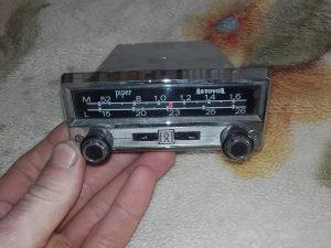 Auto radio piper autovox