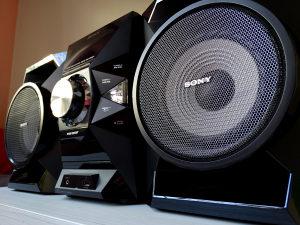Sony Audio Sistem MHC-EC719iP (470W)
