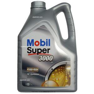 Ulje MOBIL SUPER 3000 X1 5W-40 5L- AUTODOM