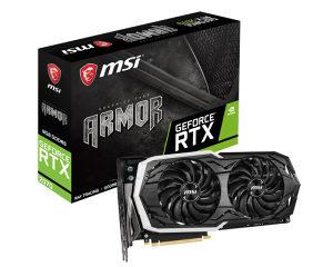 MSI Armor RTX2070 8 GB