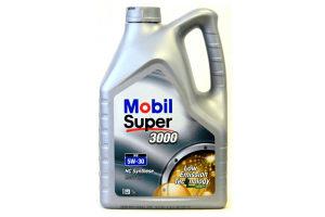 Ulje MOBIL SUPER 3000 XE 5W-30 5L- AUTODOM