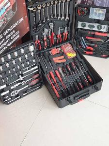 Alat 399 djelova - kofer, set alata