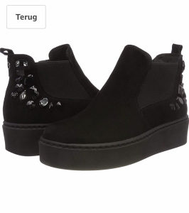 Tamaris gleznjace cizme nove