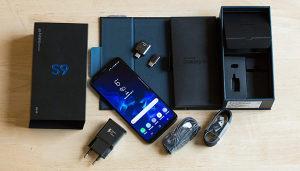 Galaxy S9 Duos 64GB Kao novo Garancija