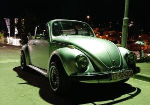 Buba Cabrio Volkswagen Beetle 1976.