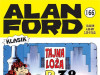 Alan Ford 166 HC / Strip Agent