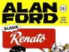 Alan Ford 161 HC / Strip Agent