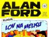Alan Ford 157 HC / Strip Agent