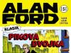 Alan Ford 151 HC / Strip Agent