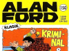 Alan Ford 150 HC  / Strip Agent