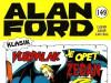 Alan Ford 149 HC / Strip Agent