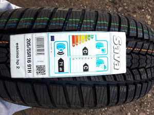 205 55 16 Sava eskimo HP2 zimske gume r16