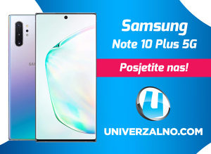 Samsung Galaxy Note10 Plus 512GB (Note 10 Plus) 5G