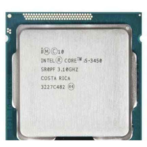 Processor CORE i5 3450 up to 3.5GHz soket 1155
