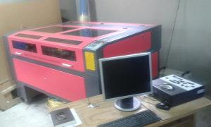 Usluge rezanja obrade CNC Laser Termo vakum mašine