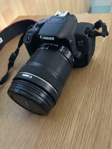 CANON EOS 700 DSLR + 500mm SIGMA Objektiv - NOVO!
