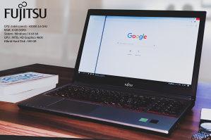 EXTRA Laptop Fujitsu Lifebook E 754 - i5 4300M